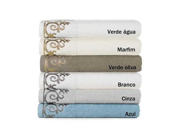 f1030a7dbb9d Jogo de toalha 2 peças Veridian Karsten - Toalha de Rosto - Magazine ...