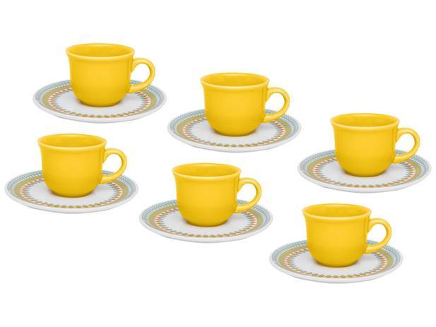 Imagem de Jogo de Xícaras para Café 12 Peças