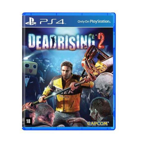 Imagem de Jogo Dead Rising 2: Remasterizado - PS4
