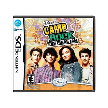 Imagem de Jogo Disney Camp Rock: The Final Jam - DS