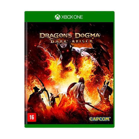 Jogo Dragons Dogma  Dark Arisen - Xbox One - Capcom - Jogos Xbox One ... 33d6661488