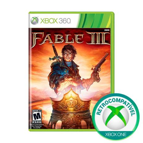 Jogo Fable lll - Xbox 360 - Microsoft studios