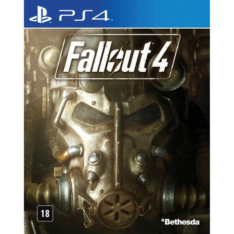 Jogo Fallout 4 Ps4 - Bethesda Softworks