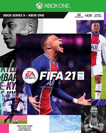 Imagem de Jogo Fifa 21 (NOVO) Xbox One