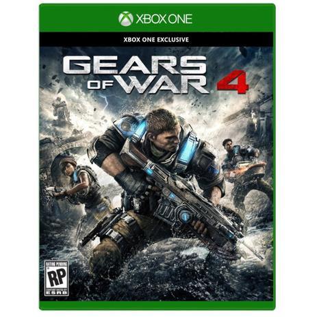 Imagem de Jogo Gears Of War 4 - Xbox One