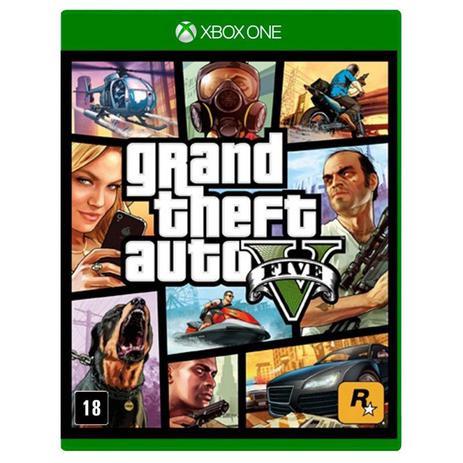 Imagem de Jogo Grand Theft Auto V - Xbox One