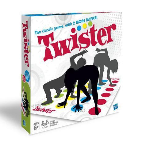Imagem de Jogo hasbro gaming twister novo