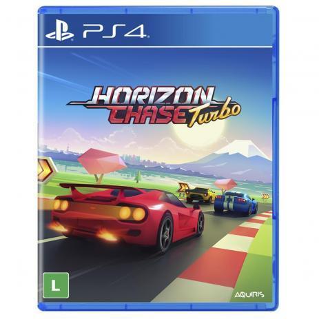 Imagem de Jogo Horizon Chase Turbo - PS4