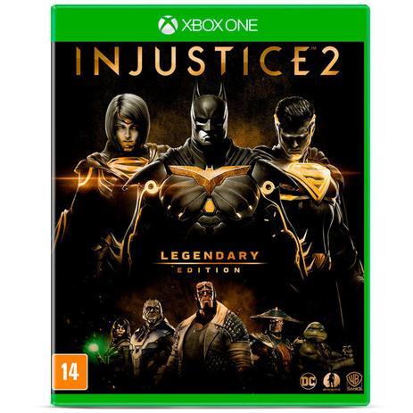 Imagem de Jogo Injustice 2 Legendary Edition - Xbox One