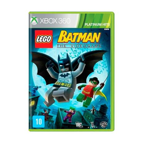 Imagem de Jogo LEGO Batman: The Videogame - Xbox 360