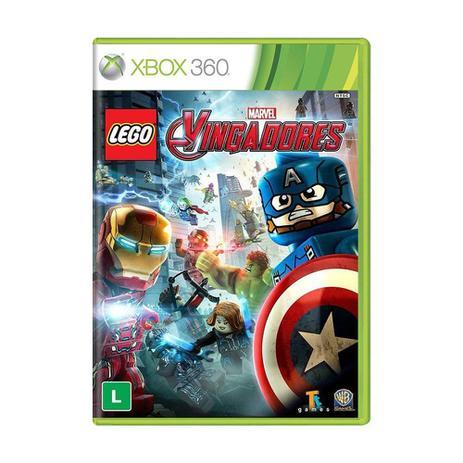 Imagem de Jogo LEGO Marvel Vingadores - Xbox 360