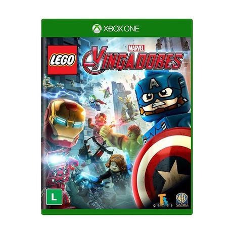 Imagem de Jogo LEGO Marvel Vingadores - Xbox One