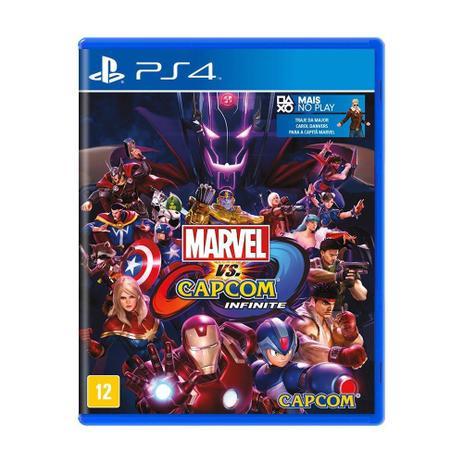 Imagem de Jogo Marvel vs. Capcom Infinite - PS4