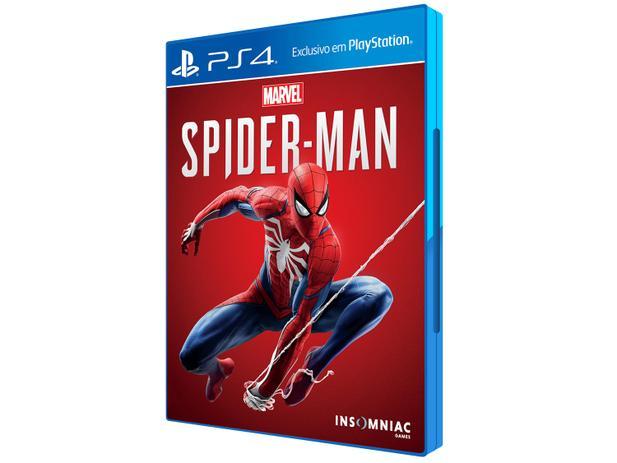 Imagem de Jogo Marvels Spider-Man - PS4