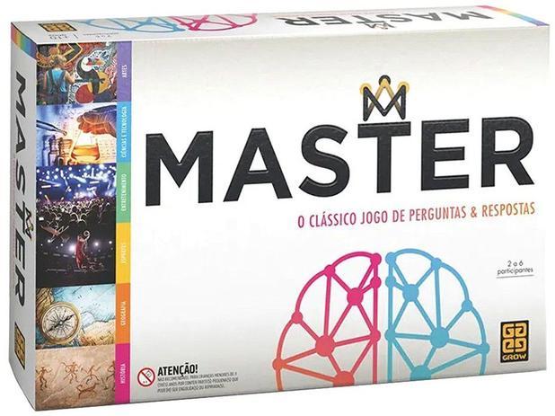 Jogo Master Tabuleiro - Grow