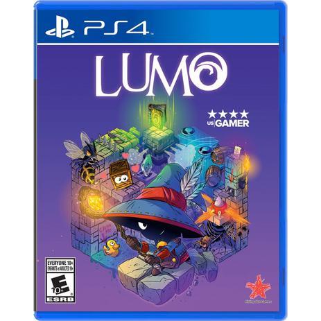 Imagem de Jogo Midia Fisica Lacrado Lumo Para Playstation 4