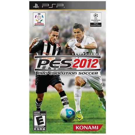 Imagem de Jogo Midia Fisica Pro Evolution Soccer 2012 Pes 12 para Psp