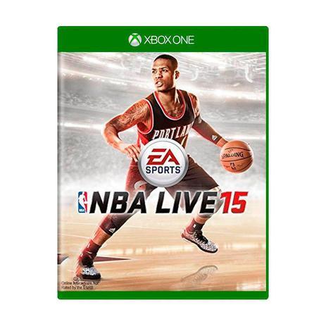 Imagem de Jogo NBA Live 15 - Xbox One