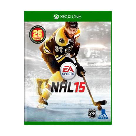 Imagem de Jogo NHL 15 Hóquei No Gelo - Xbox One