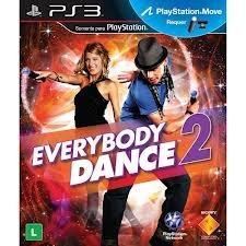 Imagem de Jogo Novo Lacrado Ps3 Everybody Dance 2 Para Playstation 3