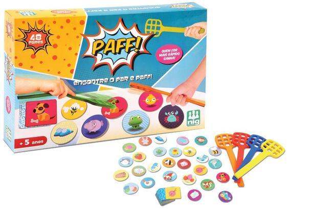 3dff43b2f6 Jogo Paff Nig - Nig brinquedos - Jogos de Cartas - Magazine Luiza