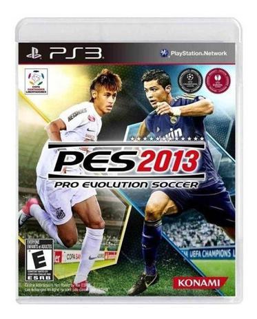 Imagem de Jogo Pro Evolution Soccer 2013 - PS3 - Konami