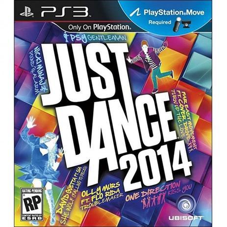 Imagem de Jogo ps3 just dance 2014