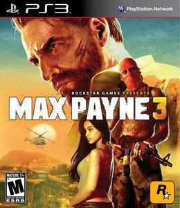 JOGO PS3 MAX PAYNE 3 NAC - 2K Games