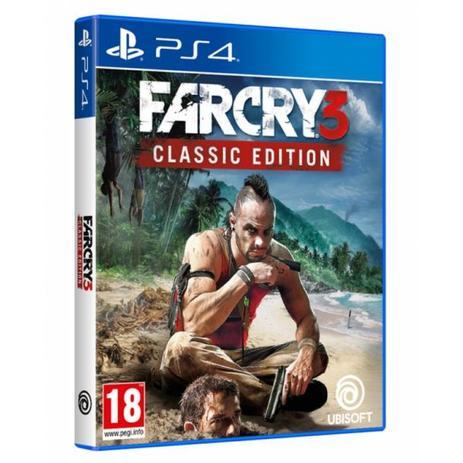 Imagem de Jogo PS4 Far Cry 3 Classic Edition