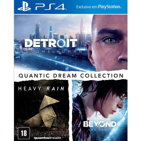 Imagem de Jogo PS4 - Quantic Dream Collection - Playstation