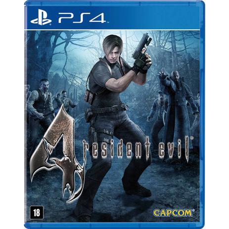 Imagem de Jogo PS4 Resident Evil 4