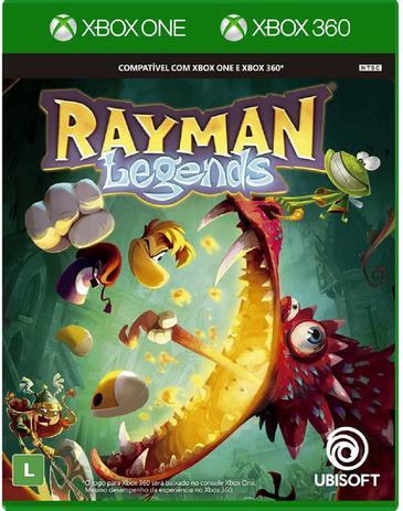 Imagem de Jogo Rayman Legends Xbox One Xbox 360