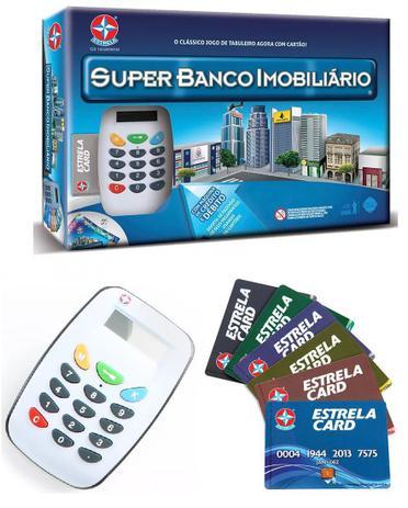 Imagem de Jogo Super Banco Imobiliário - Estrela