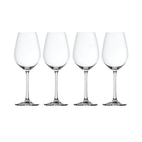 Imagem de Jogo taças de vinho em vidro Spiegelau Salute 550ml 4 peças