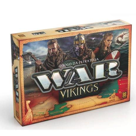 Imagem de Jogo War Vikings - Grow