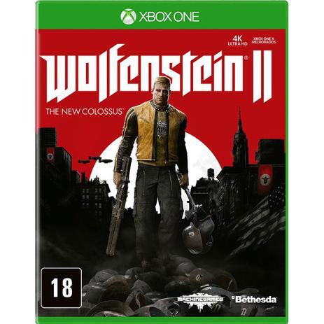 Jogo Wolfenstein Ii The New Colossus Xbox One Bethesda Softworks Jogos De Acao Magazine Luiza