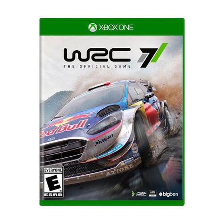 Jogo WRC 7  FIA World Rally Championship - Xbox One - Maximum games ... b4010a7bd0
