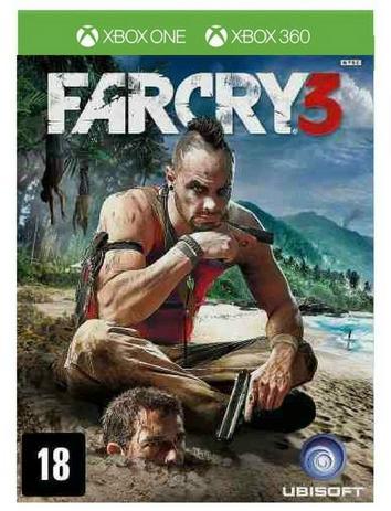 Imagem de Jogo Xbox One/Xbox 360 Far Cry 3