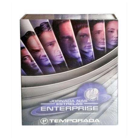 Imagem de Jornada Nas Estrelas  Enterprise - 1ª Temporada