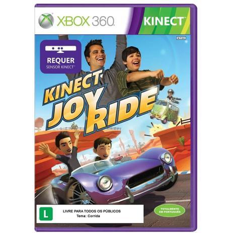 Imagem de Joy Ride Kinect Xbox 360 Original Lacrado Em Português