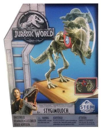Imagem de Jurassic World 2 Esqueleto Stygimoloch FTF03A - Mattel