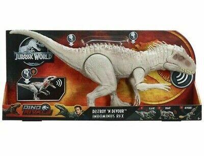 Imagem de Jurassic World Destruir e Devorar Indominus Rex GCT95