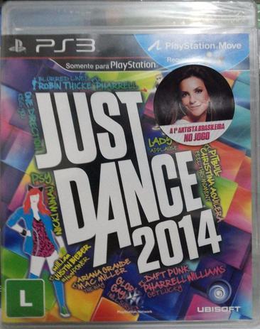 Imagem de Just Dance 2014 PS3 - UBI