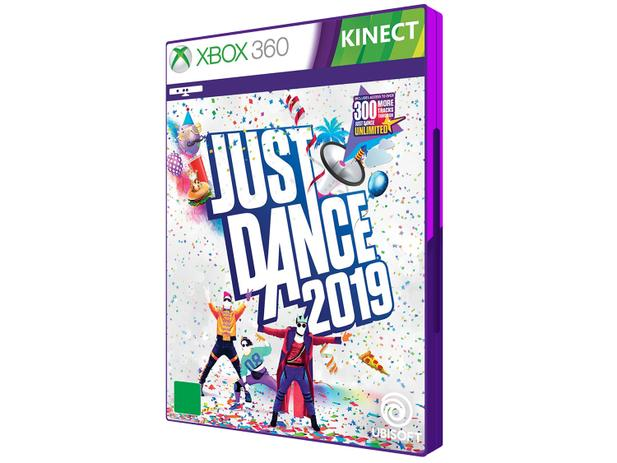 Just Dance 2019 para Xbox 360 Kinect - Ubisoft - Jogos Xbox 360 ... 39cb09ddcd