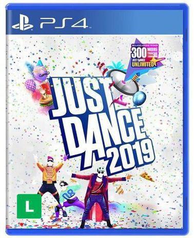 Imagem de Just Dance 2019 PS4