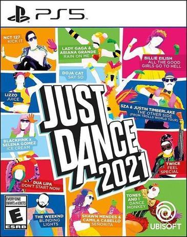 Imagem de Just Dance 2021 - PS5