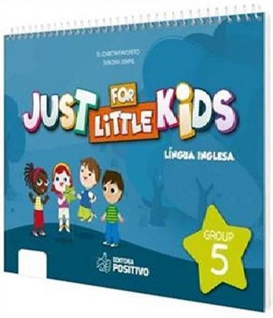 Imagem de Just For Little Kids - Grupo 5 - Educacao Infantil - Jardim