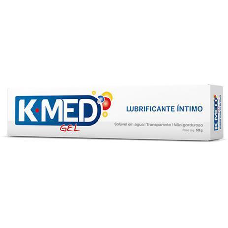 Imagem de K-med gel lubrificante intimo 50g