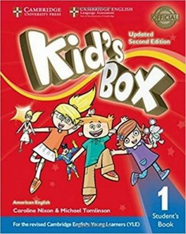 Imagem de Kids box american english 1 sb - updated 2nd ed - Cambridge University