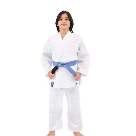 Imagem de Kimono Aikido Infantil Torah - Branco